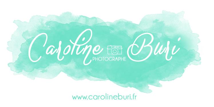 Caroline Buri Photographe logo